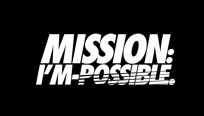 Mission Possible Logo Mission I'm Possible sf