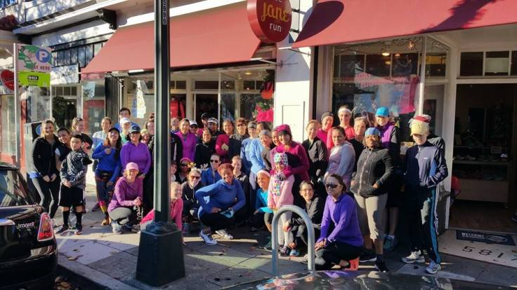 See Jane Run Holiday Hangover 5k