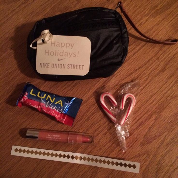 NTC Nike Union Street Holiday Gift Bag