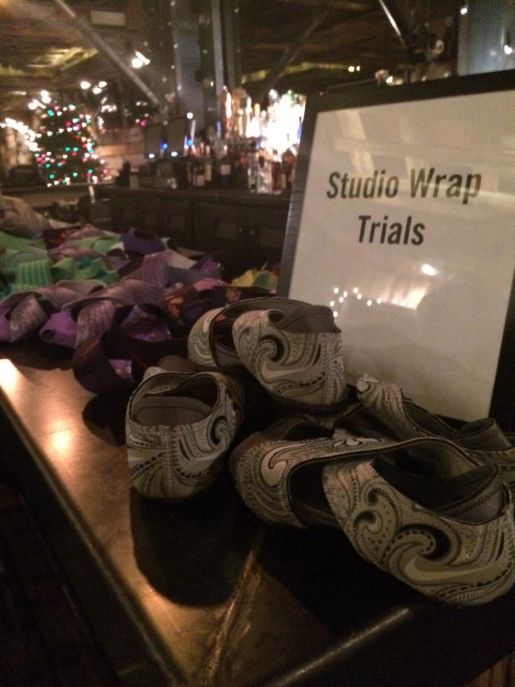 NTC Nike Union Street Studip Wrap Trials