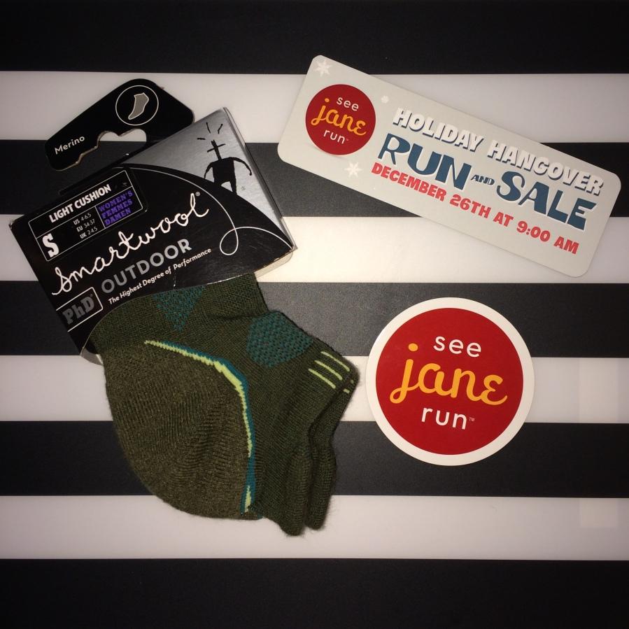 See Jane Run- Socks