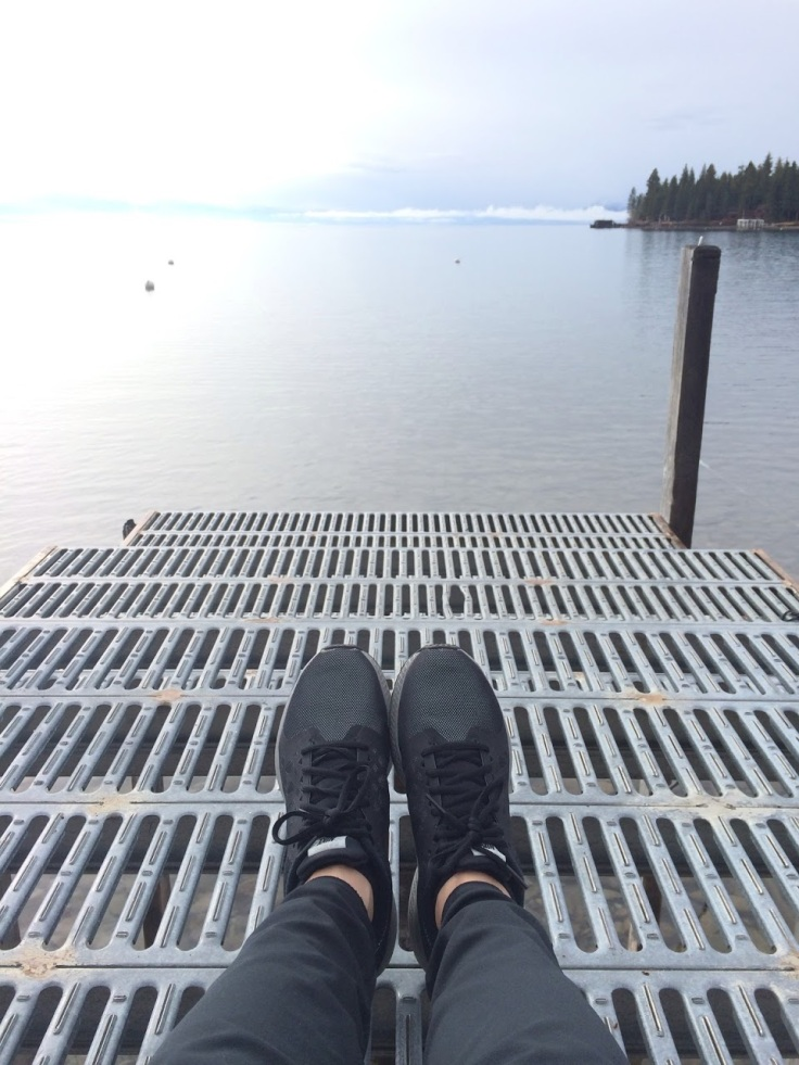 Lake Tahoe dock