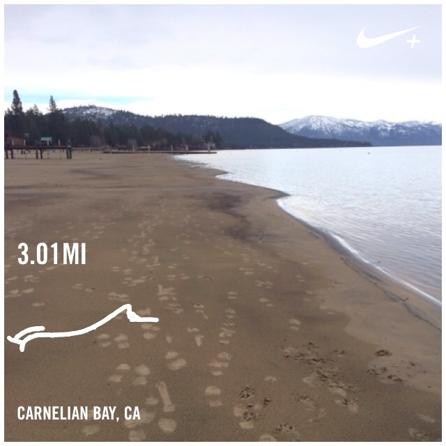 lake tahoe run- nike