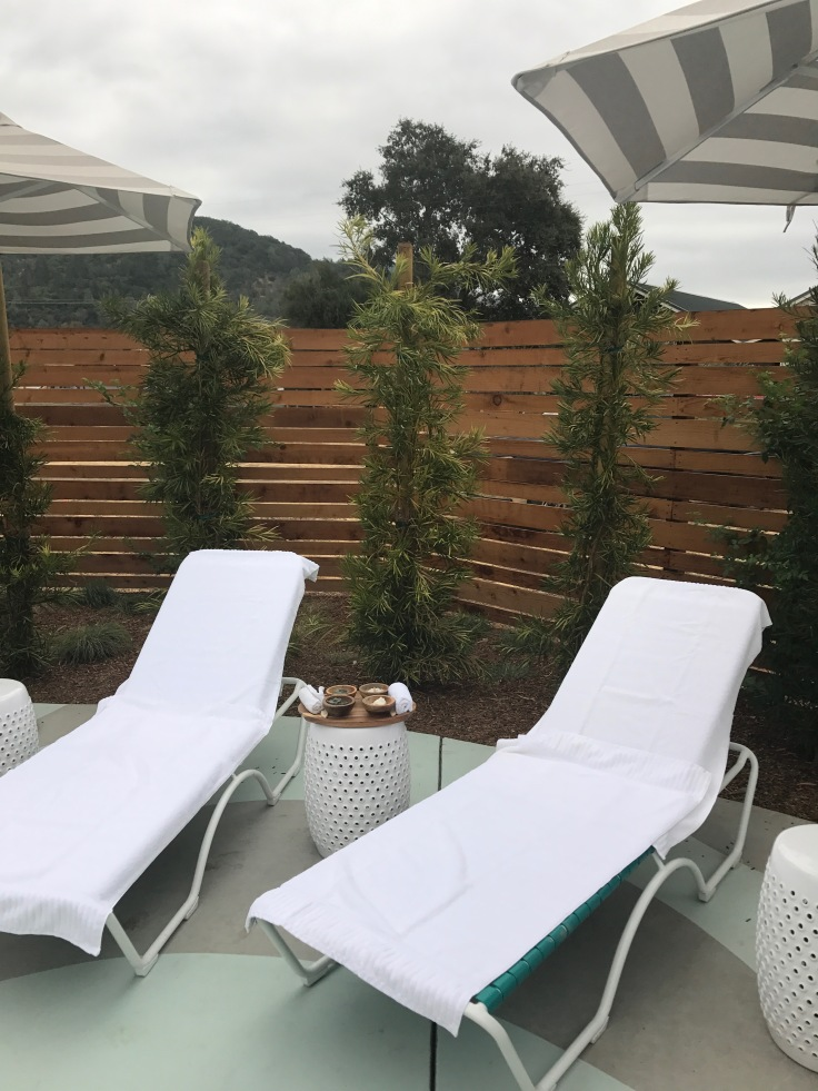 Moonacre Spa- perfectly muddled seats